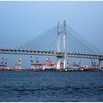 Yokohama Bay Bridge照片