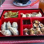 Great sushi best in and around Kloten
