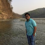 Bilde fra Kosi River