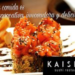in Kaiseki Our food is innovative, provocative and delicious Bustillos #312