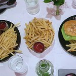 Beyond burger and truffle fries