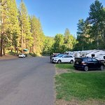 Some of the RV campsites