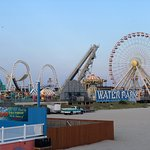 Morey's Piers and Beachfront Water Parks