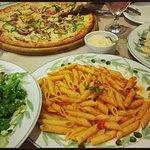 Ωραίο ιταλικό φαγητό...