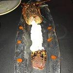 sashimi di astice