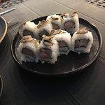 tonno bianco e tartufo