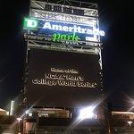 TD Ameritrade Park resmi