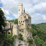 Foto de Lichtenstein Castle