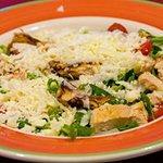 The chicken salad!!