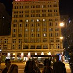 The very haunted (reportedly) Congress Hotel
