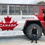 Visiting the ice fields was well worth the drive. Very beautiful and the driver was very informa