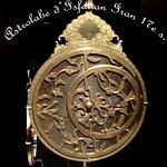 Astrolabe d'Isfahan Iran 17e s