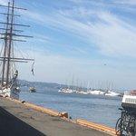Photo of Oslo's Harbour Promenade