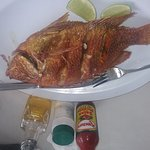 Buen pescado frito