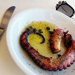 Sensational octopus