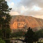 Stone Mountain Carving의 사진