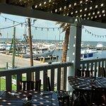 Foto de Charlotte Plummer's Seafare Restaurant