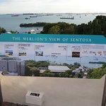 The Merlios view of Sentosa