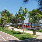 Limassol Promenade near the castle