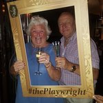 Celebrated my mums 80th birthday last night at playwrights . Stunning food & lovely friendly sta