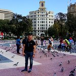 Photo of Plaza de Cataluna