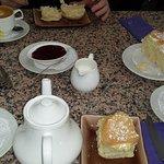 Yummy Devonshire Tea