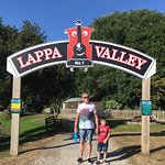 Lappa Valley Steam Railway resmi