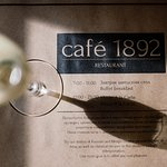 cafe 1892