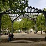 Bandstand/gazebo.