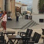 Casco antiguo de altea照片