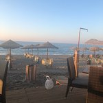 Photo de Ariadne Beach Restaurant