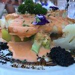 Foto de Blue Sapphire restaurant & lounge