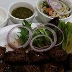 Afghani tikka kabab  (lamb back strap)