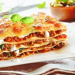 Simply awesome ..Lasagne
