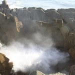 Photo of Pancake Rocks and Blowholes Walk
