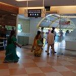 Nice modern mall