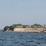 Allahabad Fort from boating