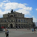 Theaterplatz Foto
