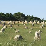 Foto van Megaliths of Carnac