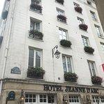 Hotel Jeanne d'Arc Photo