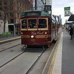 صورة فوتوغرافية لـ City Circle Tram