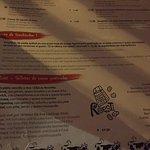 Carta fondue