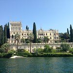 Isola del Garda from the water