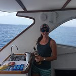 Captain/Bartender Suzanna