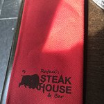 Photo de Rafael's Steakhouse & Bar