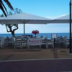 Stanley's Bar, Cala Bona, next to Hotel Atolon. Highly Recommended!