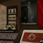Permanent Exhibit-Nazi memorabilia including propaganda