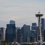 Seattle - uitzicht vanaf Kerry Park