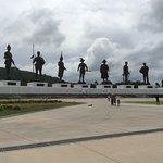 Very impressive statues