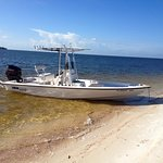 22 FT Pathfinder , up to 5 persons, lifejackets included